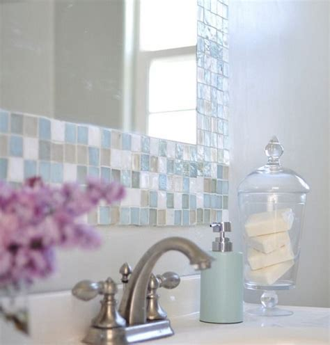 mosaic tile bathroom mirror mosaic tile bathroom mirror bathroom