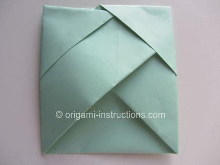 origami pocket origami bamboo letterfold folding