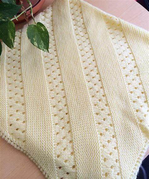 heirloom knit baby blanket daily knit pattern treasured heirloom baby blanket