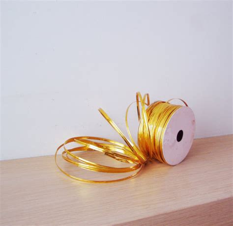 craft cord projects crafts cord wired gold cord golden cord