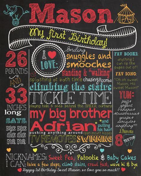 diy chalkboard birthday sign birthday chalkboard poster sign for birthday