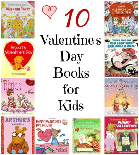 valentines day picture books 10 s day books for