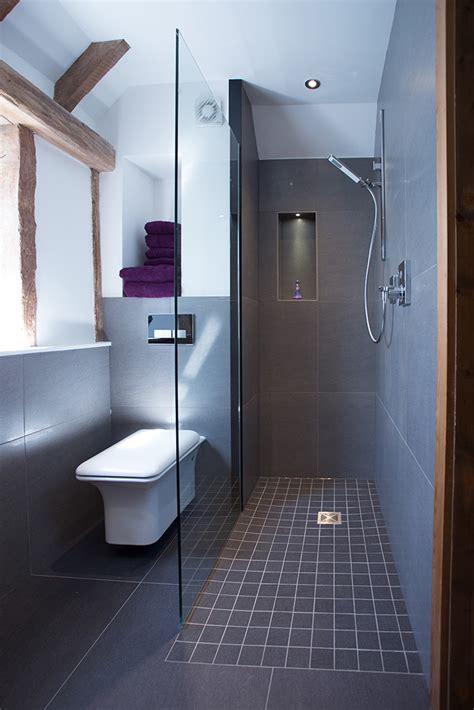 Walk In Shower Designs For Small Bathrooms compact en suite shower room potts