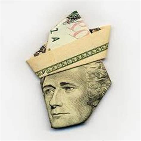 dollar folding origami ways to fold money as gifts