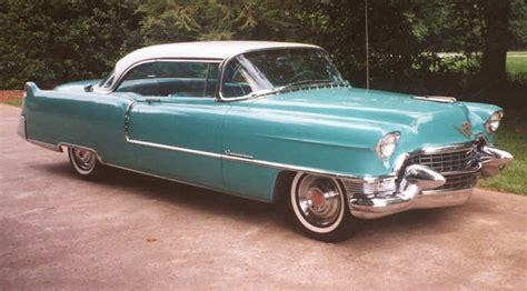 Green Cadillac by Wedgewood Green 1955 Cadillac Paint Cross Reference