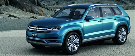 Volkswagen Suv Models by When Is The New Vw Suv Coming Out