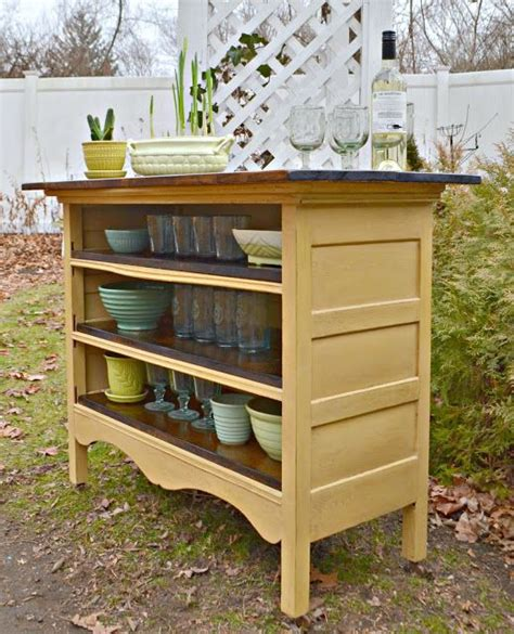 repurposed kitchen island ideas 20 of the best upcycled furniture ideas kitchen
