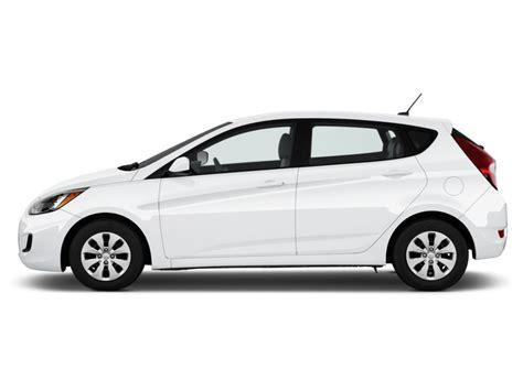 2013 Hyundai Accent Se Hatchback by Image 2017 Hyundai Accent Se Hatchback Automatic Side