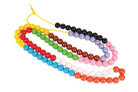 beaded string bead string 100 1 maths product detail