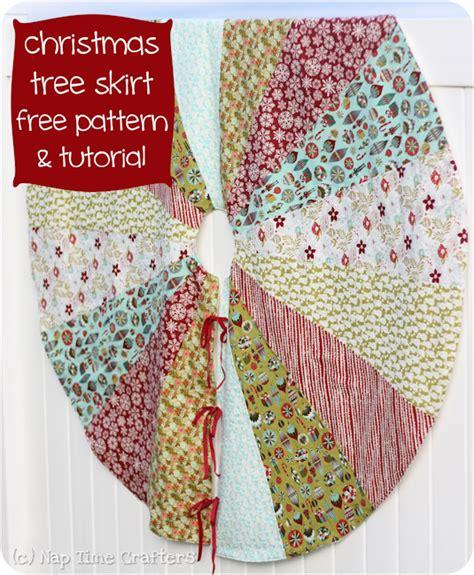 pattern for tree skirt tree skirt free pattern tutorial peek a boo
