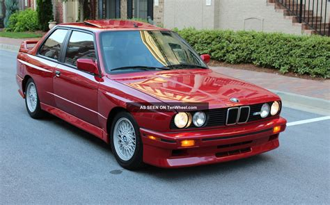 1990 Bmw M3 by 1990 Bmw M3 Base Coupe 2 Door 2 3l
