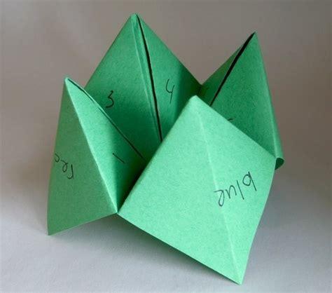 fortune tellers origami origami fortune teller nostalgie