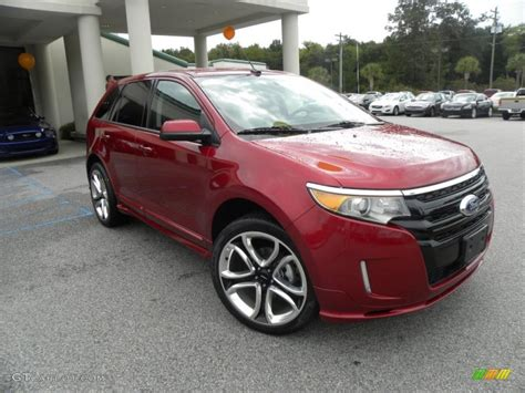 2013 Ford Edge Sport by Ruby 2013 Ford Edge Sport Exterior Photo 69889045