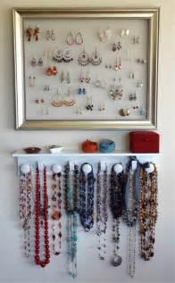 jewelry organizer twinkle and twine diy jewelry organizer