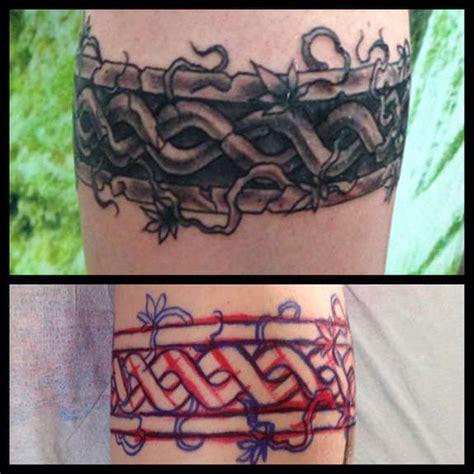 92 authentic irish celtic tattoos knot trinity harp band
