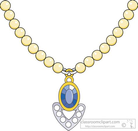 jewelry free jewelry clipart necklaces free clipart images image 33395