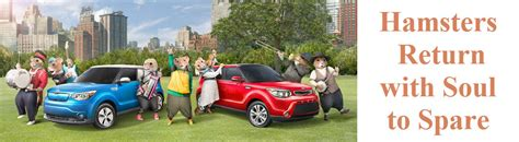 Kia Soul Hamster Commerical by 2017 Kia Soul Turbo Hamster Arrival Commercial With Ace Of