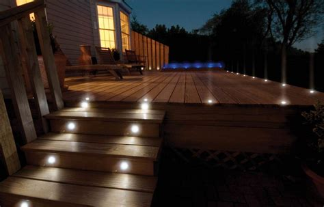how to put lights in decking 25 amazing deck lights ideas and simple outdoor