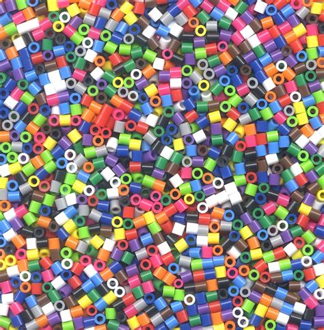 perler days activity perler 11 000 count multi mix