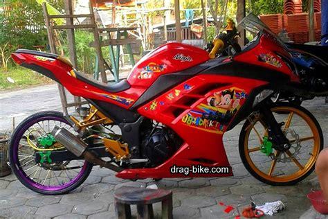 Warna Modifikasi Motor by Modifikasi Motor Beat Fi Merah Automotivegarage Org