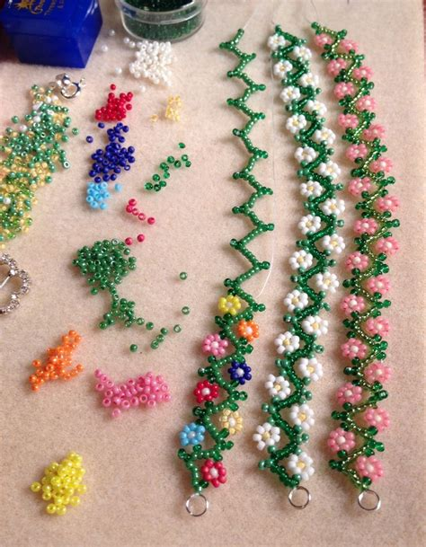 seed bead crafts 1000 ideas about seed on seed