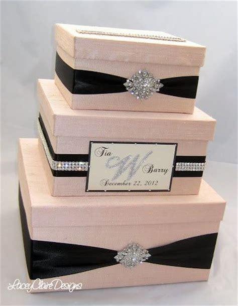 wedding card boxes to make wedding gift box bling card box rhinestone money holder