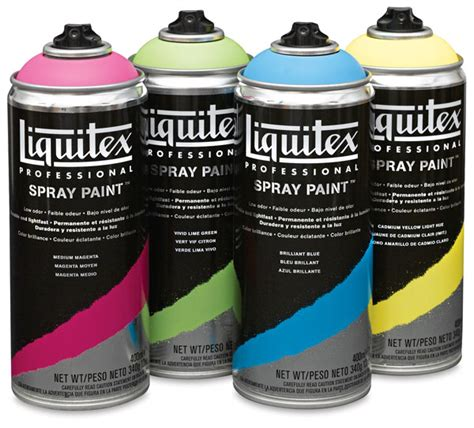 spray paint liquitex professional spray paint blick materials