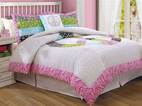 rage comforter set peace sign zebra stripe print bedding