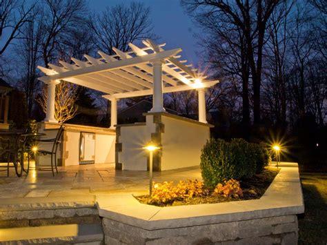 outdoor landscape lighting systems lighting ideas