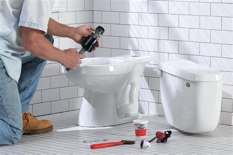 how to install a toilet the home depot canada