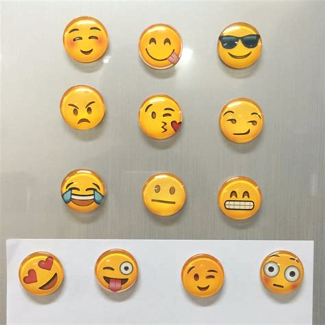 fridge emoji 1 pcs smile emoji refrigerator