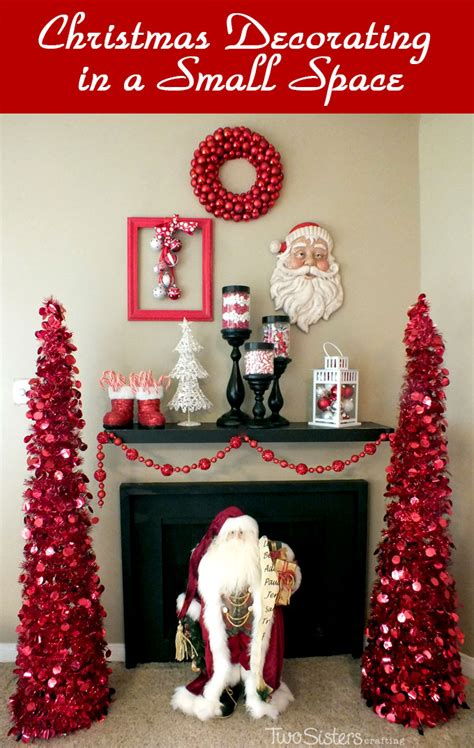 small decorations decorating in a small space two crafting