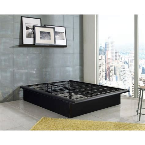 cheap black bed frame bedroom platform beds for cheap bed no headboard with