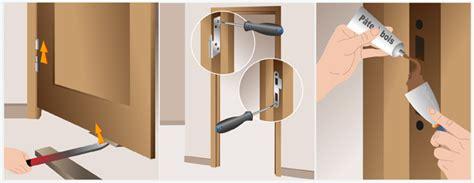 changer le sens d ouverture d une porte porte