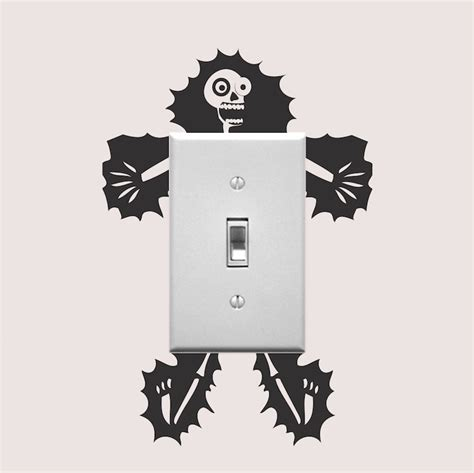 sticker designs for walls electrocuted outlet decal sticker vinyl wall