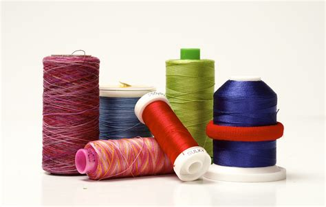 threads and the thick and thin of thread quilts by jen