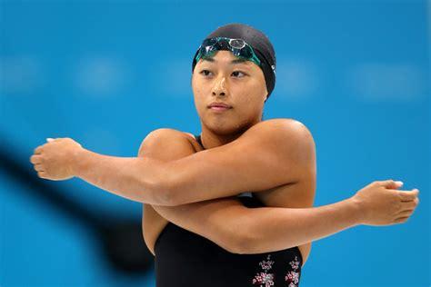 Satomi Suzuki by Satomi Suzuki Photos Photos Olympics Day 3 Swimming