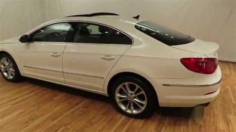 Is Volkswagen Luxury by 2009 Volkswagen Cc Luxury Carvision 58 868