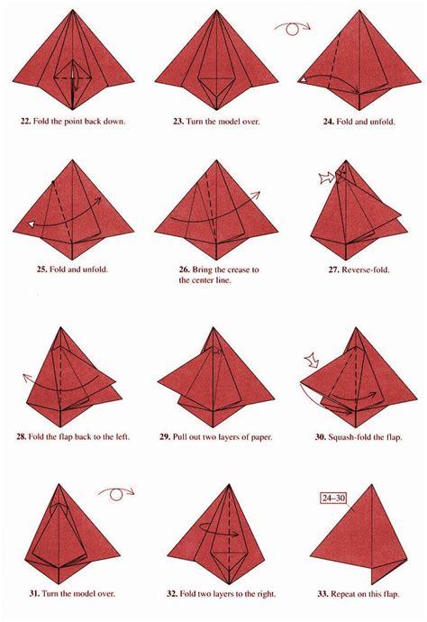 origami diagrams complex ant j lang