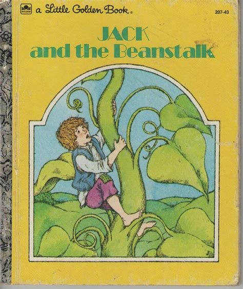 the beanstalk picture book on sale and the beanstalk vintage by jennylouvintage
