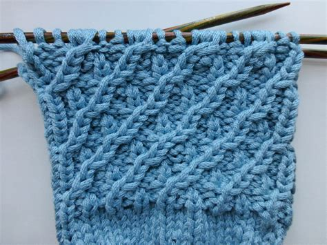 types of knitting stiches knitting