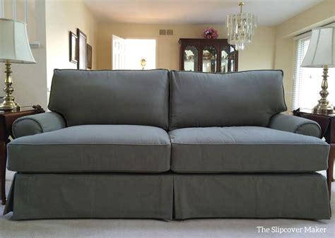 custom slipcovers sofa the slipcover maker inspiring furniture makeovers from