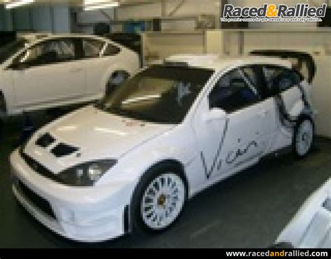 Ford Focus Rally Car For Sale by Ford Focus 2005 Wrc Rally Cars For Sale At Raced