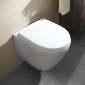 Villeroy Boch Wand Wc by Villeroy Boch Wc Toiletten Bei Reuter