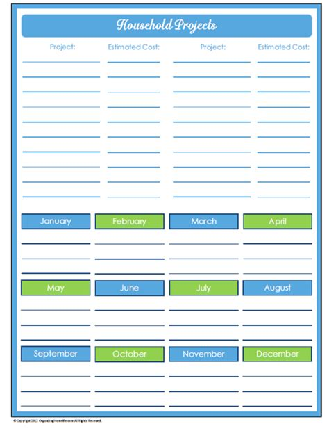home planner free planner printable images gallery category page 1