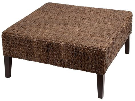 rattan coffee table ottoman coffee table best production rattan coffee tables rattan