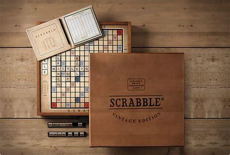 vintage edition scrabble vintage edition scrabble
