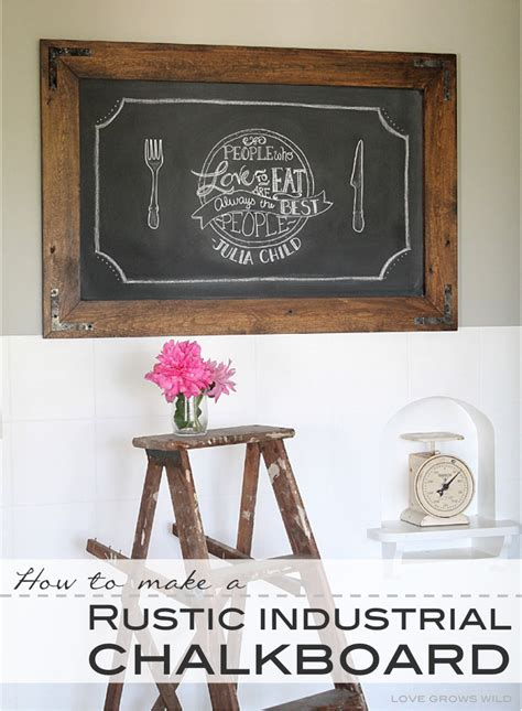 diy chalkboard wood 5 easy diy project tutorials with wood maison de pax