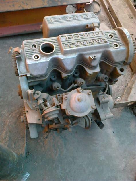 Daihatsu Diesel Engine by Three Cylinder Diesel Engine Sale Autos Post