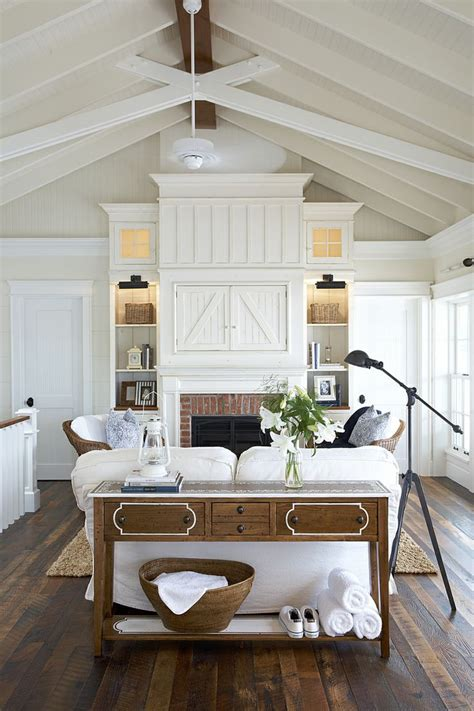 Farmhouse Livingroom 27 comfy farmhouse living room designs to steal digsdigs